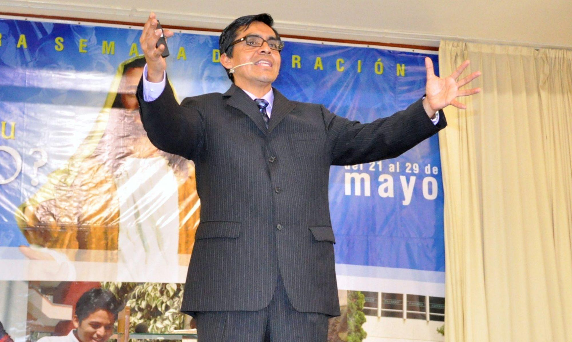 Hugo F. Chinchay, Sr. Ministries